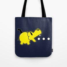 Waka Waka Hippos Tote Bag