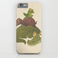 Swamp Squad iPhone 6 Slim Case