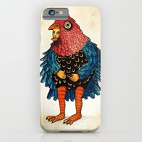 iPhone & iPod Case featuring El pájaro by Juan Weiss