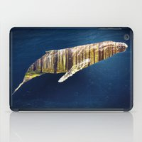 A Whale Dreams Of The Fo… iPad Case