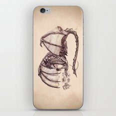 Material Girl ~ Dragon iPhone & iPod Skin