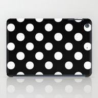 Polka Dots.. iPad Case