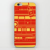 Safe Journey iPhone & iPod Skin