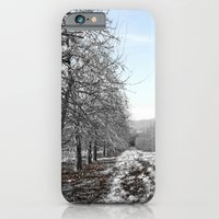 iPhone & iPod Case featuring the smell of leaf mould and the sweetness of decay... by Chernobylbob