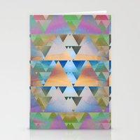 Triangular Stationery Cards