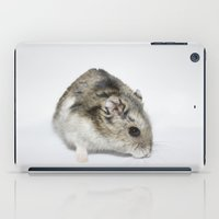 cheesecake (my hamster)  iPad Case