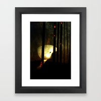 Toothfairy Framed Art Print