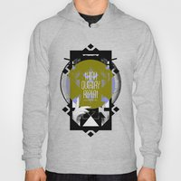 Think - Overlay - Repeat Hoody
