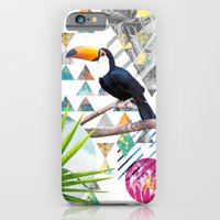 Tropical Mess iPhone 6 Slim Case