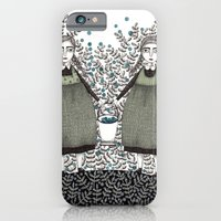 Blueberry Pickers iPhone 6 Slim Case
