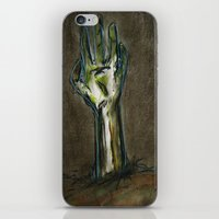 The Dead Shall Rise iPhone & iPod Skin