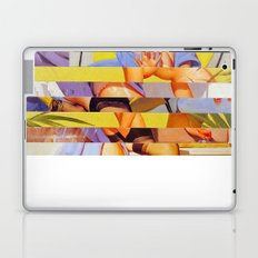 Glitch Pin-Up: Courtney Laptop & iPad Skin