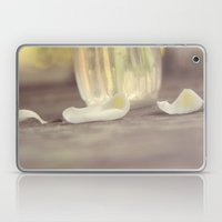 I Will Love You Even After The Last Petal Falls Laptop & iPad Skin