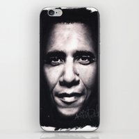 Barack Obama iPhone & iPod Skin