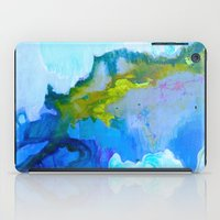 Flickering Cup - Light in the Caves iPad Case