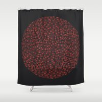 Inescapable Shower Curtain
