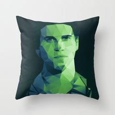 Gale Hawthorne - Hunger Games Throw Pillow