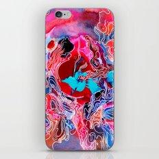 Tiny Cosmic Event iPhone & iPod Skin