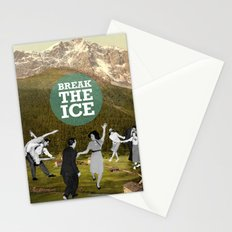 Break The Ice Stationery Cards