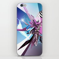 Wishbringer iPhone & iPod Skin