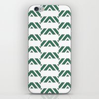 Pattern11 iPhone & iPod Skin