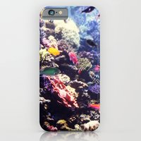 iPhone & iPod Case featuring tropical by Katie Pelon