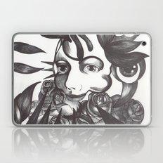 Rosas y espinas Laptop & iPad Skin