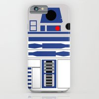 AstroMech iPhone 6 Slim Case