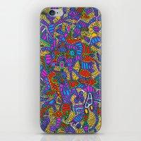 - summer mind - iPhone & iPod Skin