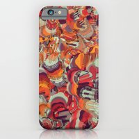 iPhone & iPod Case featuring Rush by Fabrika