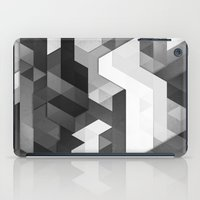 scope 2 (monochrome series) iPad Case