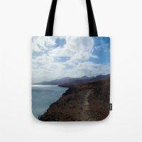 Los Ajaches, Lanzarote Tote Bag