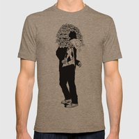 home sweet home 01 Mens Fitted Tee Tri-Coffee SMALL