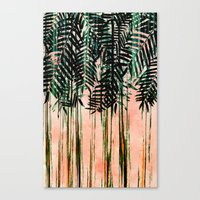 FOLIAGE II Canvas Print