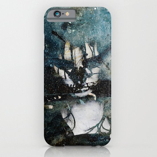Tousled bird mad girl 2 iPhone & iPod Case