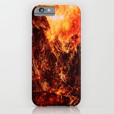 galaxy Mountains iPhone 6 Slim Case