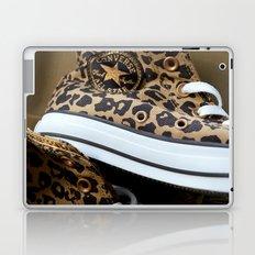 Converse leopard All Stars Laptop & iPad Skin