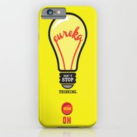 iPhone & iPod Case featuring Eureka by Grant Pearce