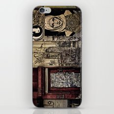 West Village Wall iPhone & iPod Skin