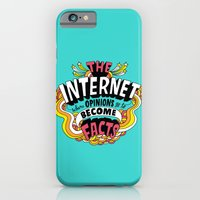iPhone & iPod Case featuring The Internet. by Chris Piascik