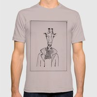 High Society Mens Fitted Tee Cinder SMALL
