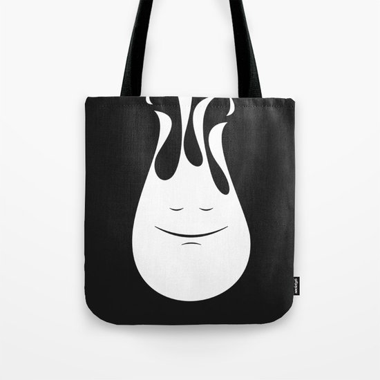 Peace of Anger Tote Bag