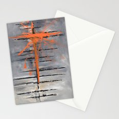 Levels -  (from Original Painting by BruceStanfieldArtist) Stationery Cards