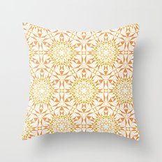 Love Triangle 5 Throw Pillow