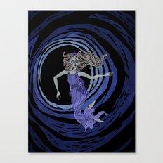 Eurydice Canvas Print