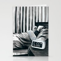 6.66 AM Stationery Cards