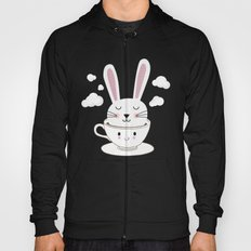 Take a Cup of Bunny Hoody