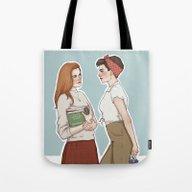 Allison Argent/Lydia Mar… Tote Bag