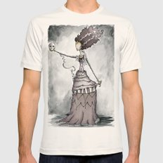 Bride Of Frank Mens Fitted Tee Natural SMALL