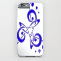 Treble Triskele iPhone 6 Slim Case